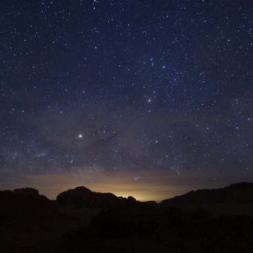 Starry, starry night-1