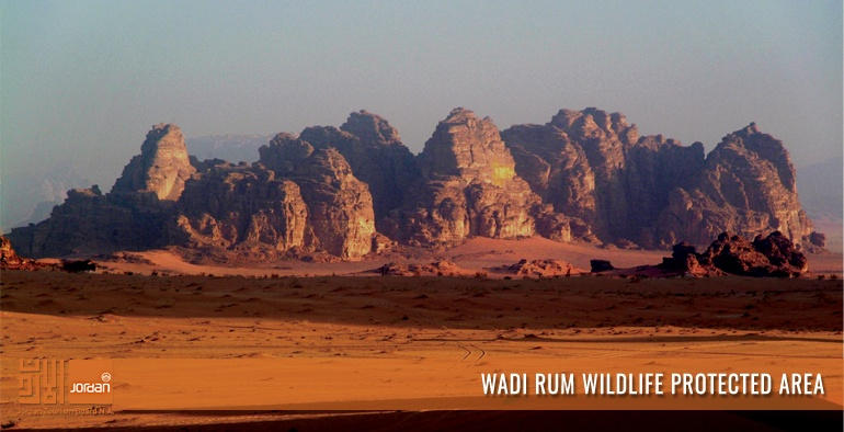 Wadi Rum Wildlife Protected Area