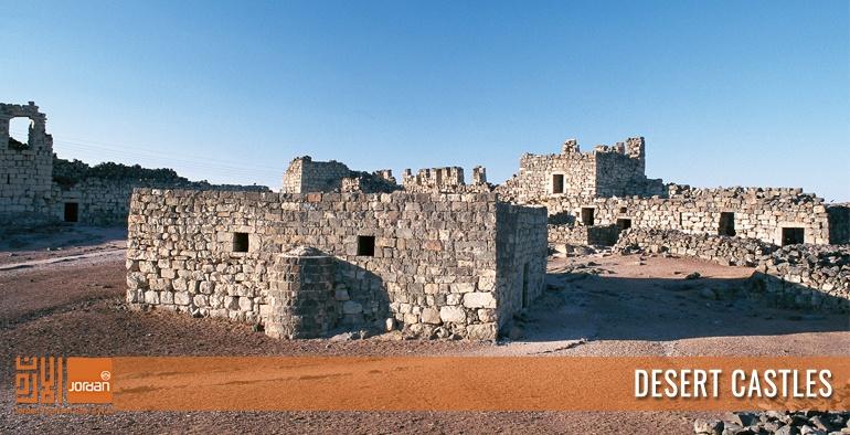 Amman City - Desert Castles