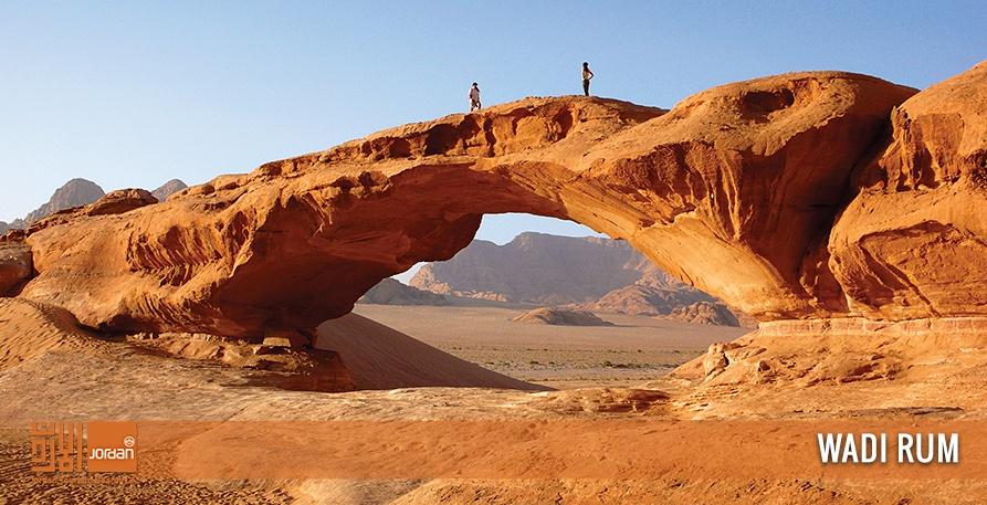 Camp & Overnight in Wadi Rum
