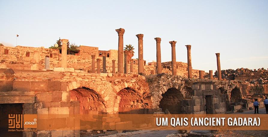 Um Qais (Ancient Gadara)