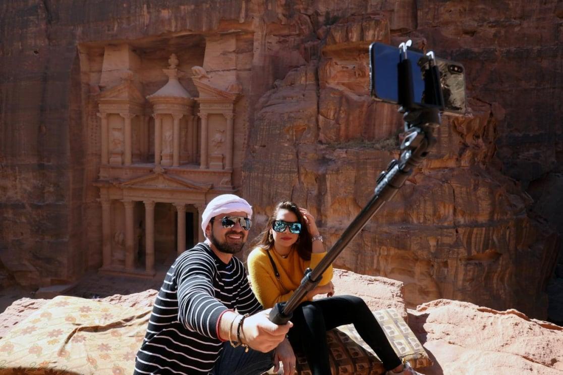 Jordan-Petra-Tourists-Reuters