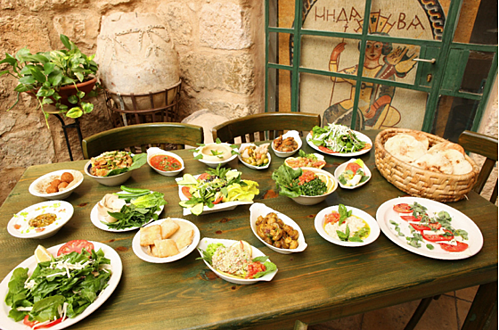 Food You Must Eat and Wine You Must Drink While in Jordan