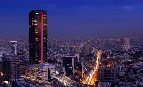 W Hotels Opens First Property in Jordan