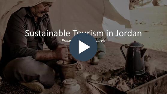 Sustainable Tourism in Jordan
