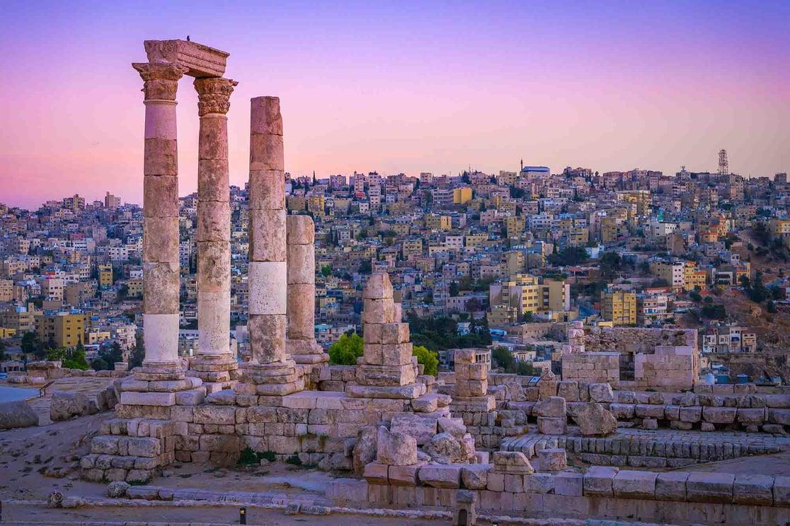 Roman-ruins-amman-Jordan (1)