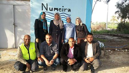 About Al Numeira Environmental Association