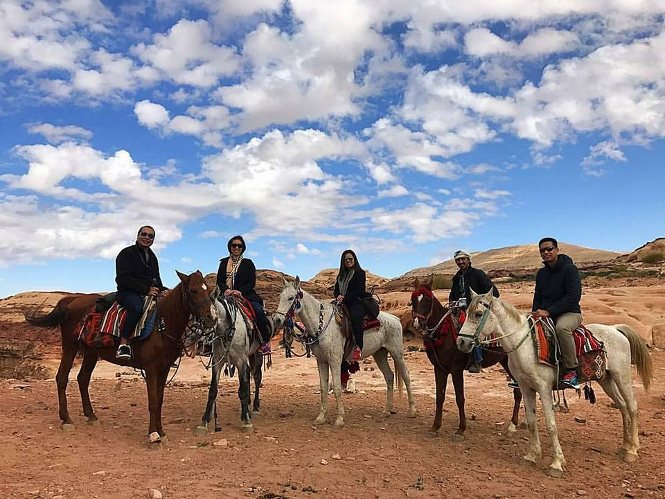 Ammarin Bedouin Camp Kinds of Experiences