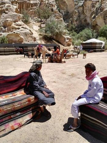 Ammarin-Bedouin-Camp-Social-Impact