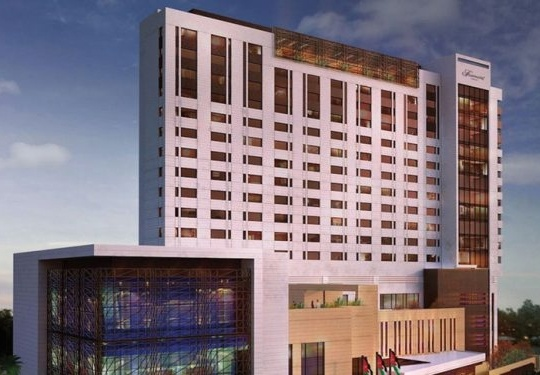 Soft Opening for Fairmont Amman