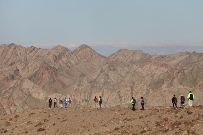 From Desert to Sea: The End of the Jordan Trail