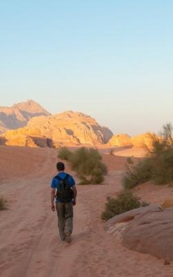 Portrait Image of The Jordan Trail