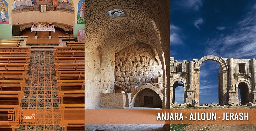 Anjara---Ajloun---Jerash