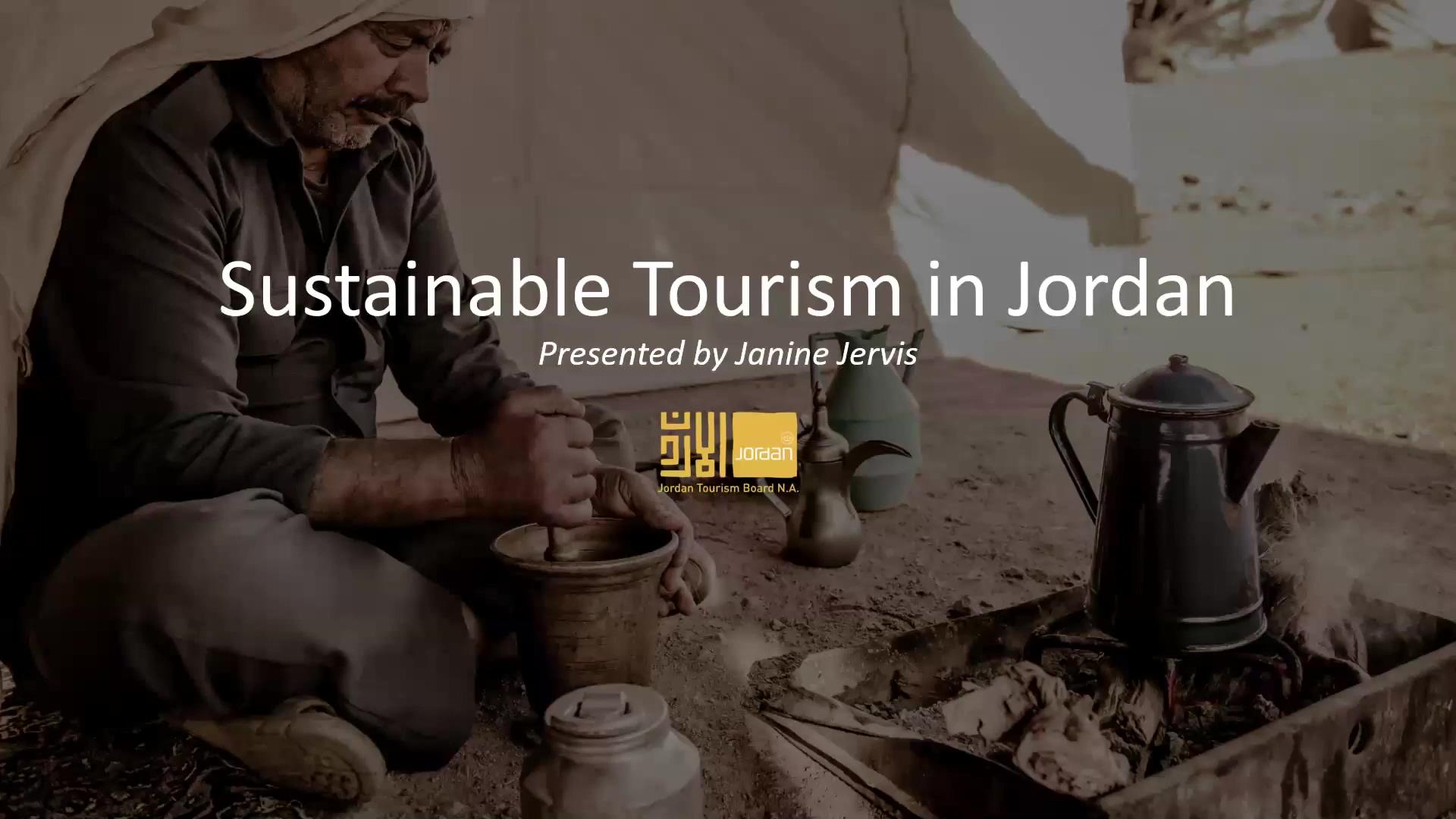 Sustainable Tourism in Jordan-thumb